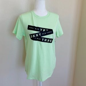 🏋️♂️🌱DKNY Woman Sport T-Shirt 🌱🏋️♂️